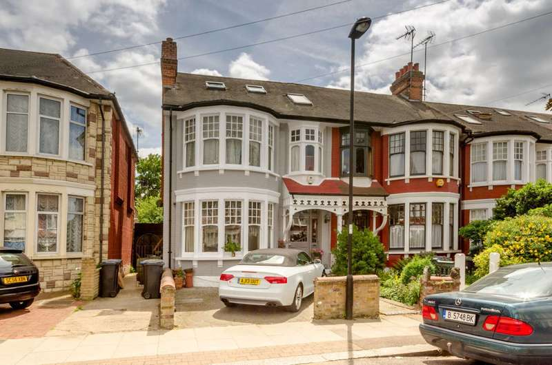 4 Bedrooms House for sale in Berkshire Gardens, Wood Green, N13