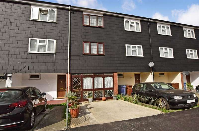 3 Bedrooms Terraced House for sale in Stellman Close, Hackney, London