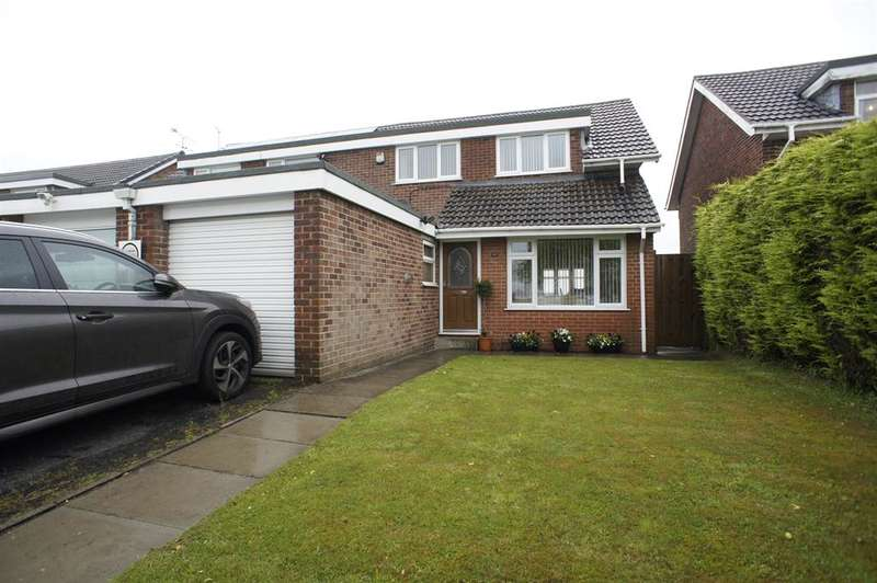 3 Bedrooms Semi Detached House for sale in Derwent Road, Coal Aston, Dronfield S18 2FN