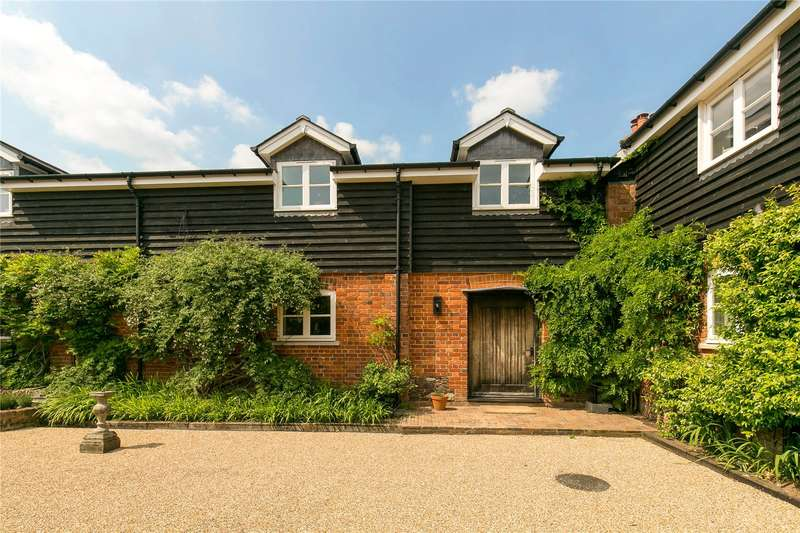 3 Bedrooms Terraced House for sale in Bluebell Farm, Church Street, Sevenoaks, Kent, TN15