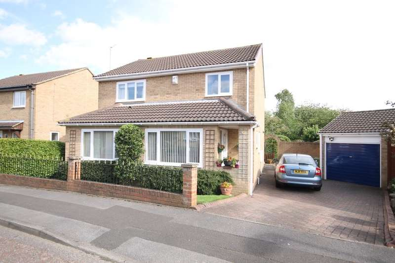 4 Bedrooms Detached House for sale in Partridge Close, Washington, NE38
