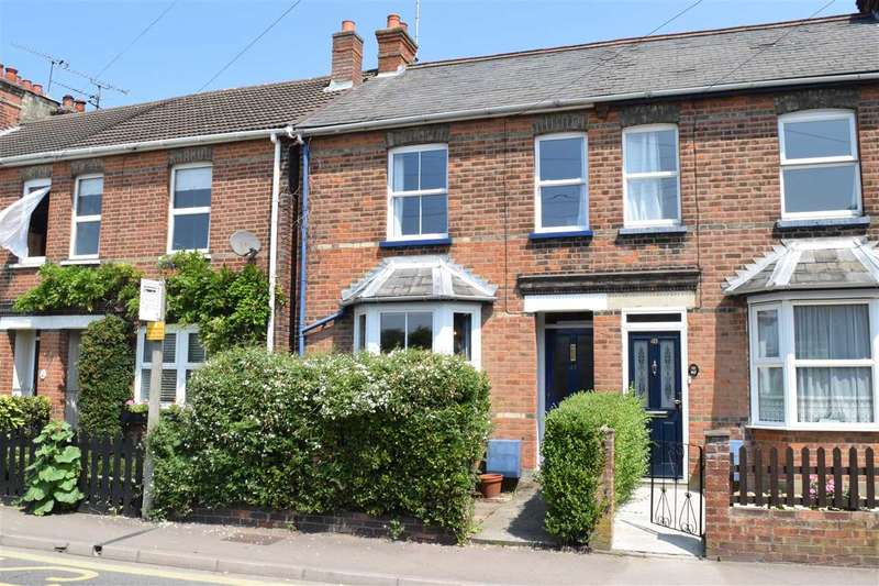 2 Bedrooms Semi Detached House for sale in Navigation Road, Chelmsford