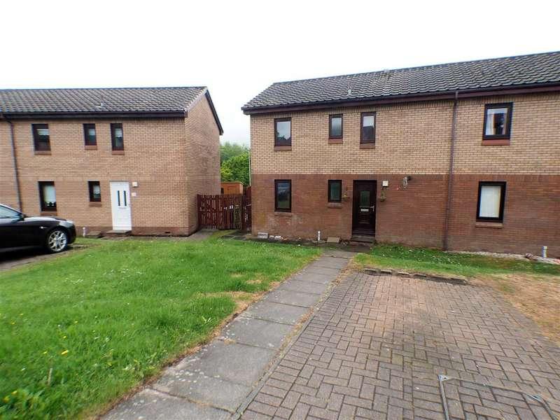 3 Bedrooms Semi Detached House for sale in Brampton, Newlandsmuir, EAST KILBRIDE