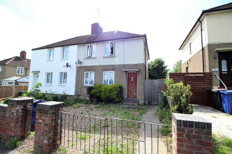 3 Bedrooms Semi Detached House for sale in Hilltop Road, Grays