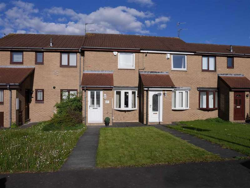 2 Bedrooms Terraced House for sale in Humsford Grove, Eastfield Glade, Cramlington