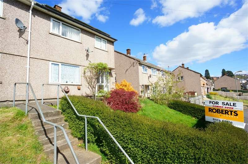 3 Bedrooms End Of Terrace House for sale in Birch Grove, Risca, NEWPORT, NP11