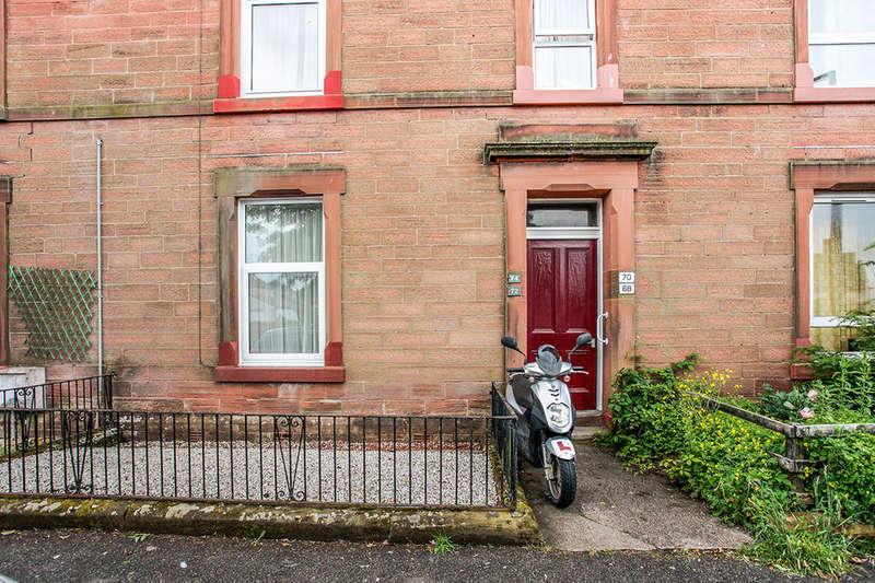 1 Bedroom Flat for sale in Glebe Street, Dumfries, DG1