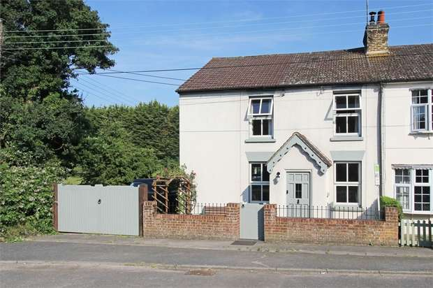 3 Bedrooms End Of Terrace House for sale in Maidstone Road, Borden, Borden, Sittingbourne, Kent