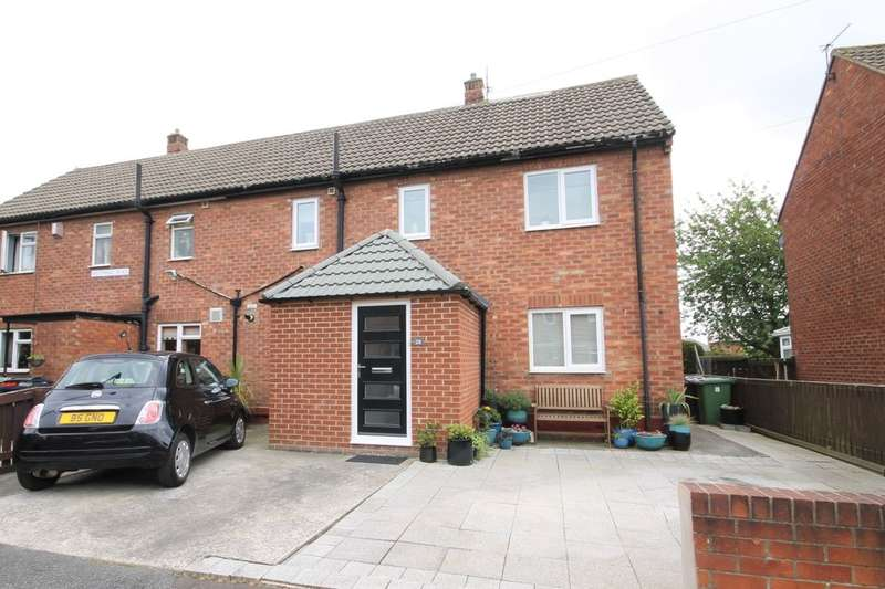 3 Bedrooms Semi Detached House for sale in Westward Place, Washington, NE38