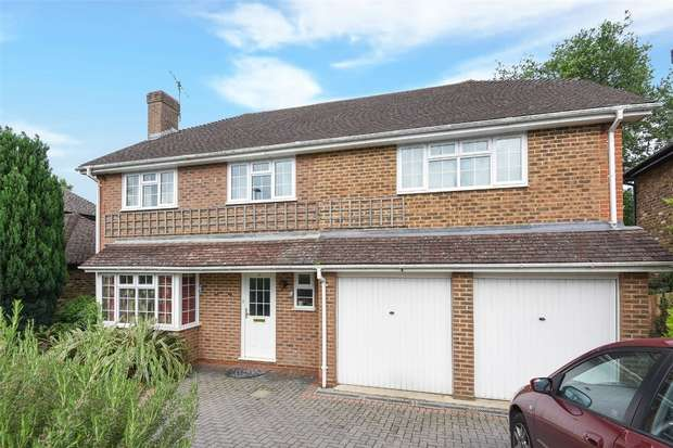 6 Bedrooms Detached House for sale in Waverley Way, WOKINGHAM, Berkshire