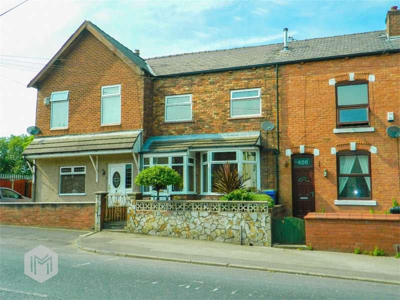 3 Bedrooms Terraced House for sale in Liverpool Road, Platt Bridge, Wigan, Lancashire