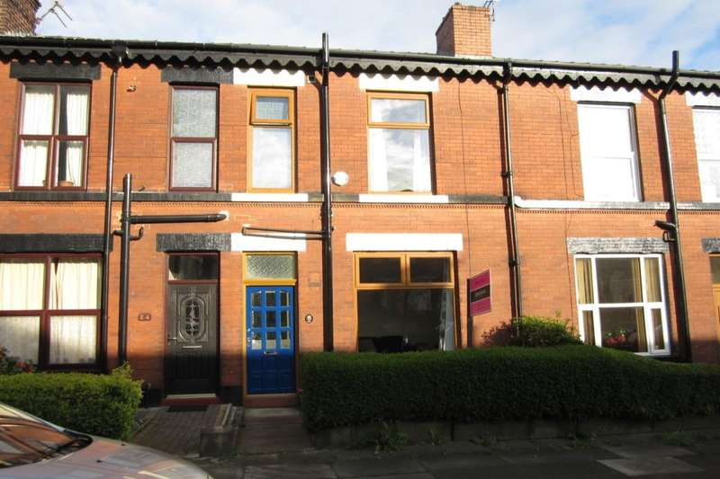 2 Bedrooms Property for sale in Irwell Street, Bury, BL9