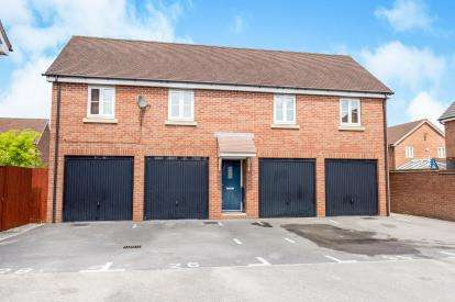 2 Bedrooms Detached House for sale in Holbeach Drive Kingsway, Quedgeley, Gloucester, Gloucestershire