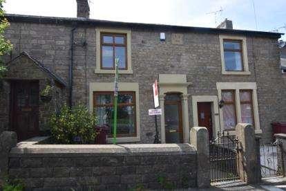 2 Bedrooms Terraced House for sale in Lammack Road, Lammack, Blackburn, Lancashire
