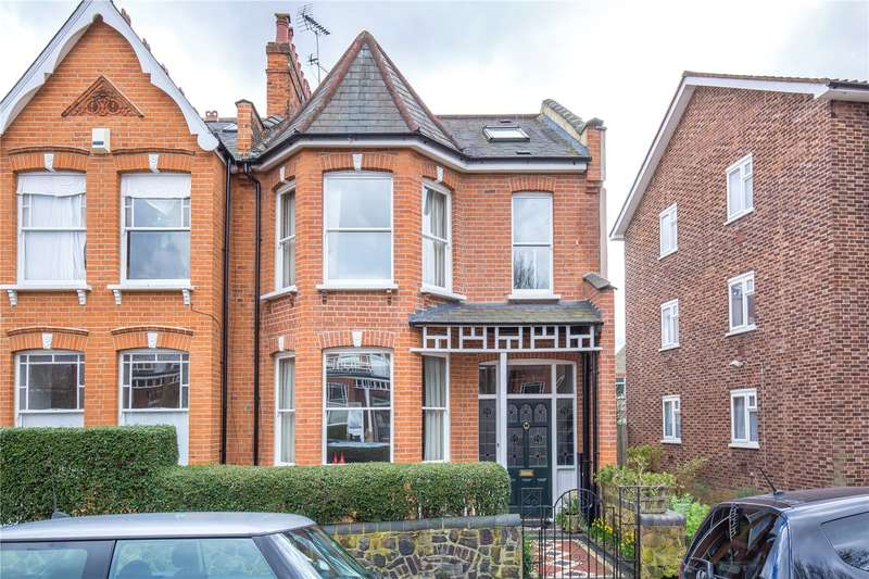 4 Bedrooms End Of Terrace House for sale in Carysfort Road, Crouch End, London, N8