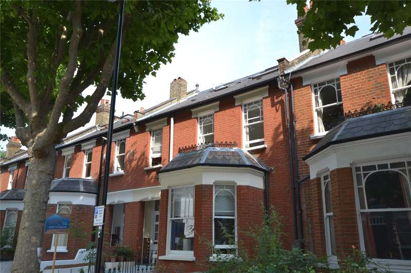 2 Bedrooms Apartment Flat for sale in Stapleton Hall Road, Stroud Green, London, N4