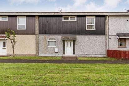 3 Bedrooms Terraced House for sale in Ness Way, Motherwell, North Lanarkshire