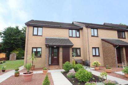 2 Bedrooms Flat for sale in Thornly Park Gardens, Paisley, Renfrewshire