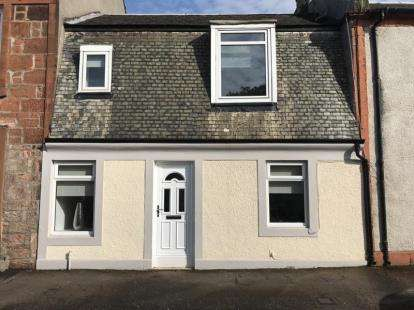 3 Bedrooms Terraced House for sale in Brown Street, Newmilns