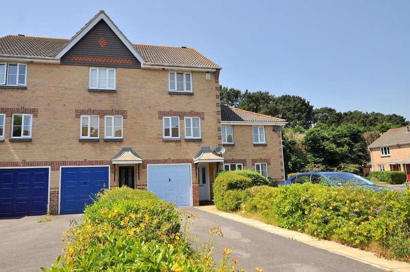3 Bedrooms Town House for sale in Bournemouth