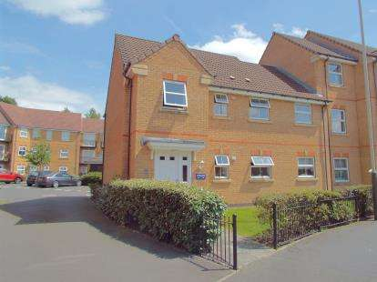 2 Bedrooms Flat for sale in Strathern Road, Leicester, Leicestershire