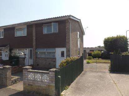 2 Bedrooms End Of Terrace House for sale in Woolston, Southampton, Hampshire