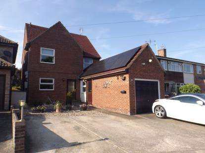 4 Bedrooms Detached House for sale in Easthorpe, Colchester, Essex