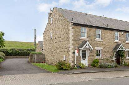 4 Bedrooms End Of Terrace House for sale in The Old Forge, Bridge End, Stamfordham, Newcastle upon Tyne, NE18