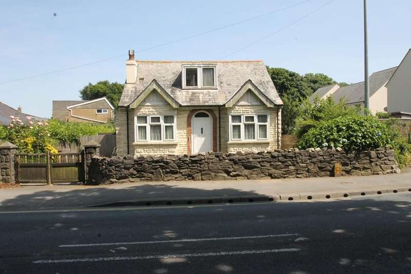 3 Bedrooms Detached Bungalow for sale in Roborough