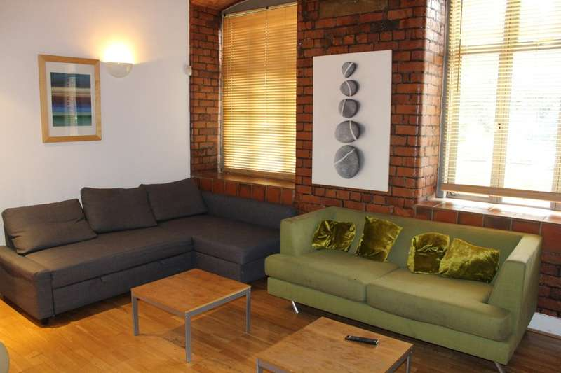 2 Bedrooms Flat for sale in Cambridge Mill, 5 Cambridge Street