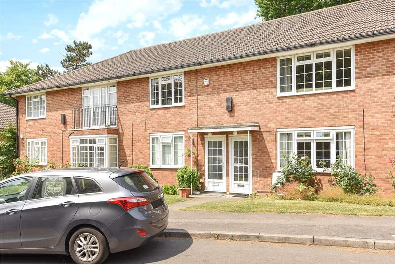 2 Bedrooms Apartment Flat for sale in Wildoaks Close, Northwood, Middlesex, HA6