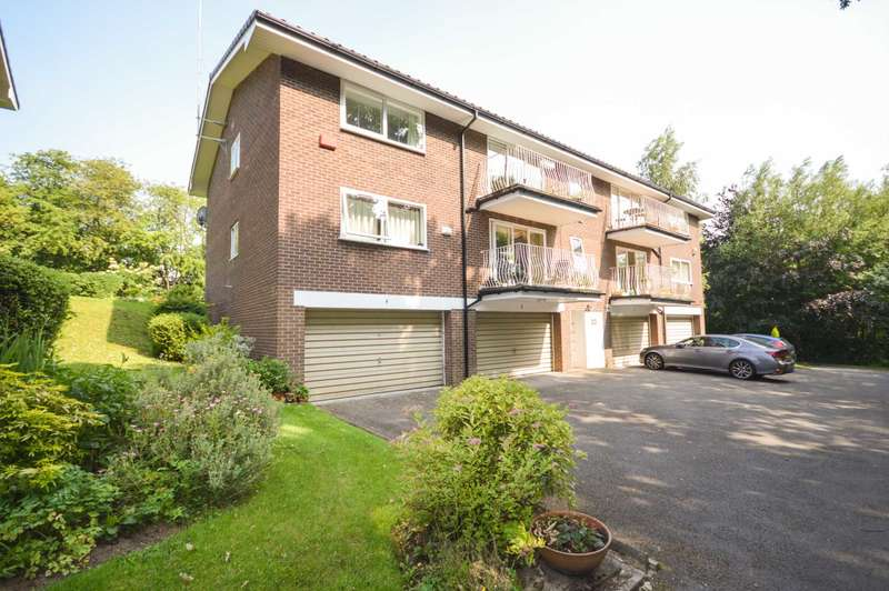 3 Bedrooms Apartment Flat for sale in HILTON ROAD, Bramhall