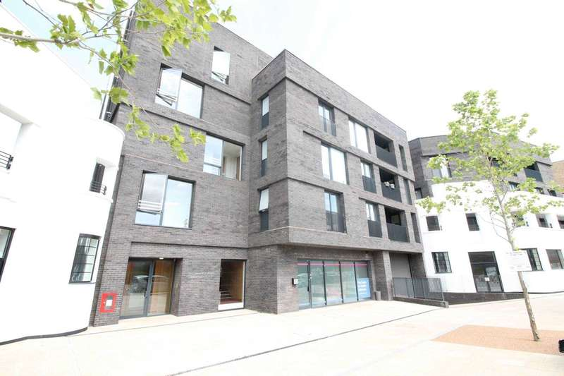 2 Bedrooms Apartment Flat for sale in Commerce Road, Brentford, TW8