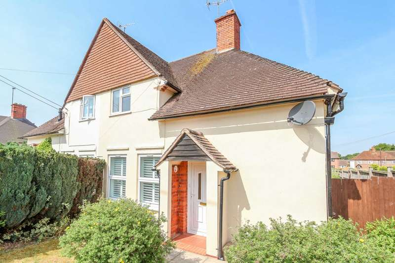 3 Bedrooms Semi Detached House for sale in Cholsey