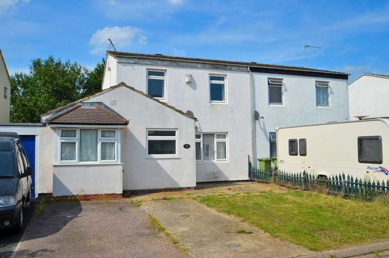4 Bedrooms Semi Detached House for sale in Cawarden, Stantonbury