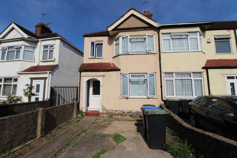 3 Bedrooms House for sale in Newbury Avenue, Enfield, London, UK, EN3 6EF