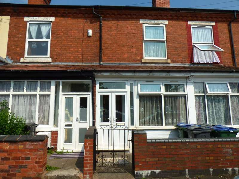 2 Bedrooms Terraced House for sale in Gilbert Road, Smethwick, Birmingham, B66 4PZ