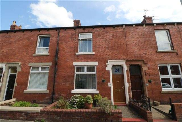 2 Bedrooms Terraced House for sale in Margery Street, Carlisle, Cumbria, CA1 2BE