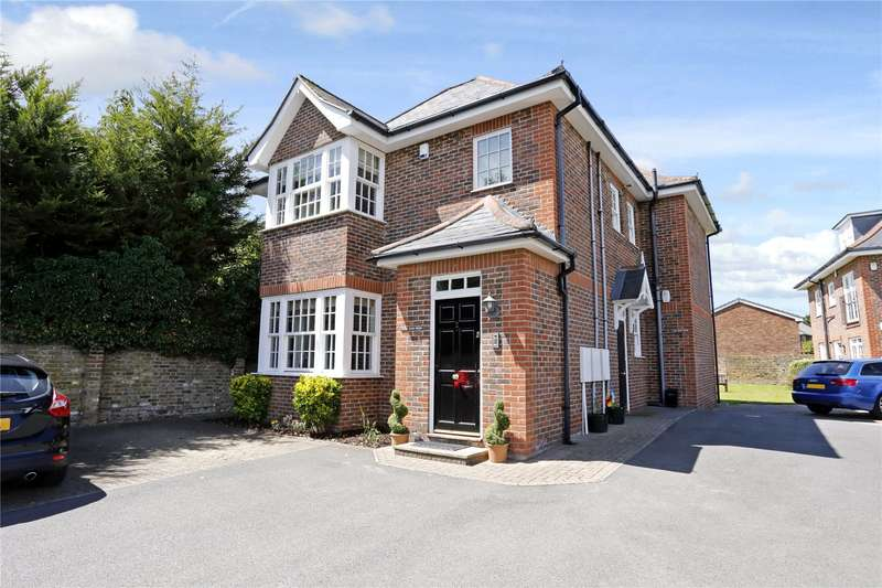 2 Bedrooms Flat for sale in The Bank House, Merchants Court, Layters Green Lane, Chalfont St Peter, SL9
