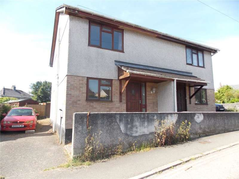 2 Bedrooms Semi Detached House for sale in Westbridge Road, Trewoon, St Austell