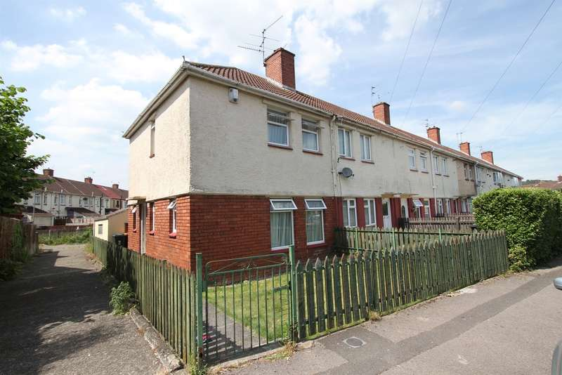3 Bedrooms End Of Terrace House for sale in Hampden Road, Newport