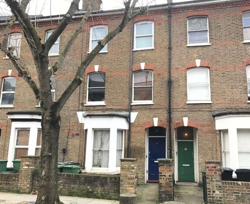 1 Bedroom Ground Flat for sale in Loveridge Road, West Hampstead, London, NW6 2DU