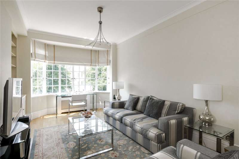 1 Bedroom Flat for sale in St. Mary Abbots Court, Warwick Gardens, London, W14