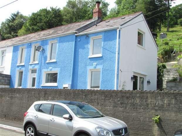 3 Bedrooms Semi Detached House for sale in Graig Road, Godrergraig, Swansea, West Glamorgan