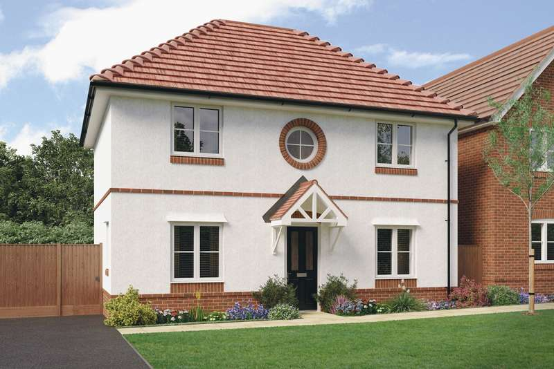 3 Bedrooms Detached House for sale in Mulberry Fields, Mill Straight, Southwater, RH13