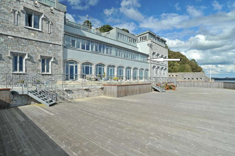 2 Bedrooms Apartment Flat for sale in 7 The Officers Mess, Maker, Torpoint