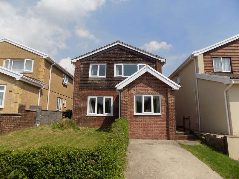 3 Bedrooms Detached House for sale in Greenwood Drive, Cimla, Neath, Neath Port Talbot. SA11