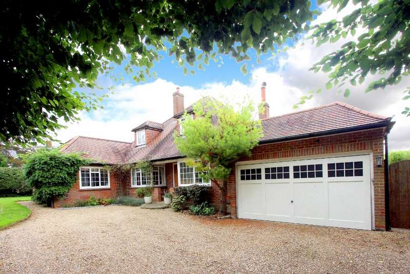 6 Bedrooms Detached House for sale in Chalk Lane, Hyde Heath, HP6