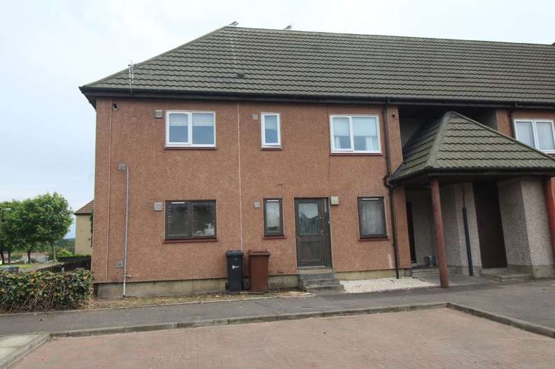 2 Bedrooms Flat for sale in A Leven Walk, Livingston, EH54