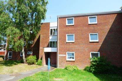 2 Bedrooms Flat for sale in West Canford Heath, Poole, Dorset